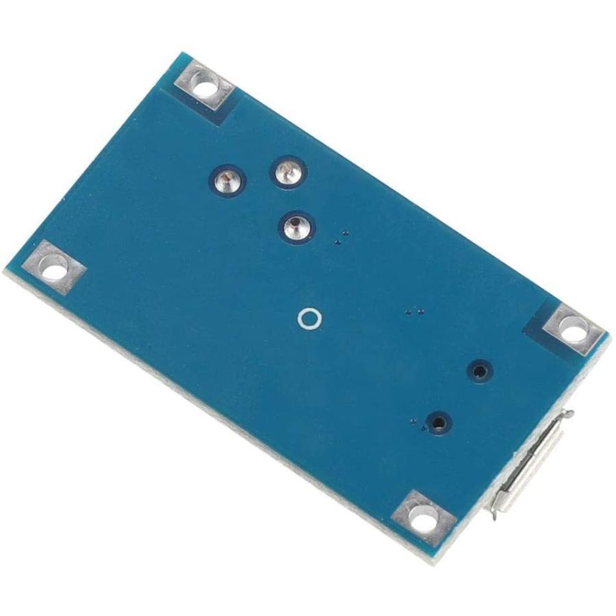 VKLSVAN 10個 2A DC-DC ブーストステップアップ 転換モジュール Micro USB 2V-24V to 5V-28V 9V yoyogiha 07