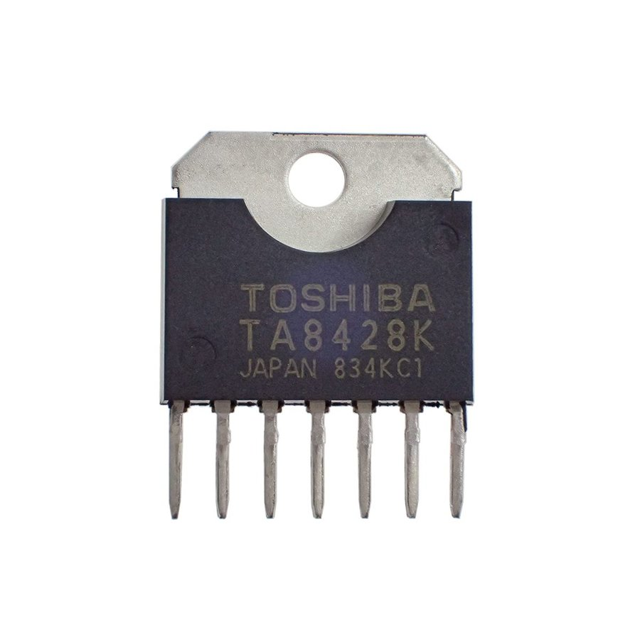 TOSHIBA(東芝) DC モータ用 フルブリッジドライバ 7V〜27V 1.5A TA8428K yoyogiha 04