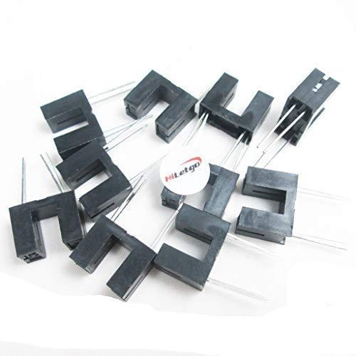 HiLetgo 20pcs ITR9608-F光電スイッチ光遮断器光電センサ|yoyogiha