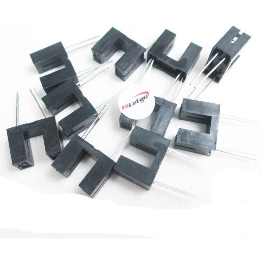 HiLetgo 20pcs ITR9608-F光電スイッチ光遮断器光電センサ|yoyogiha|02