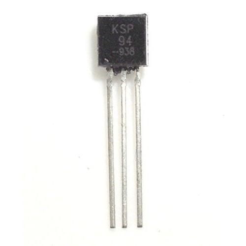 KSP94, A94, MSP94 互換 高耐圧 (400V) PNP トランジスタ (10)|yoyogiha