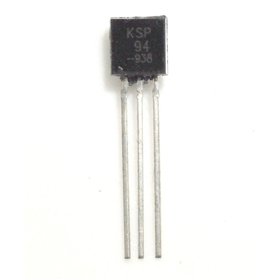 KSP94, A94, MSP94 互換 高耐圧 (400V) PNP トランジスタ (10)|yoyogiha|03