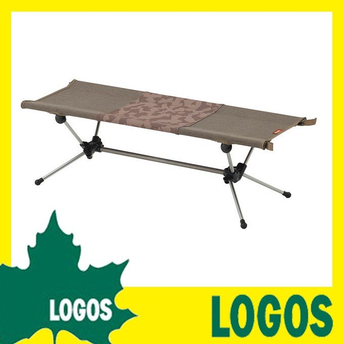 ロゴス LOGOS エアライト・バッグインベンチ 折りたたみベンチ 折りたたみ椅子 簡易椅子 二人用 2人用 キャンプ アウトドア バーベキュー シンプル お 送料無料