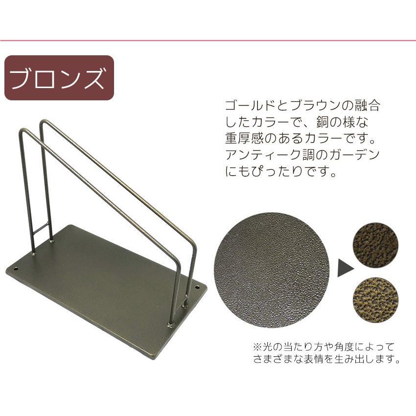 自転車スタンド スマートエックス 26インチ 27インチ 大型 電動自転車用 SMART X おしゃれ 車輪止め  鉄製 転倒防止 駐輪スタンド 1台用 屋外 日本製|ys-prism|14