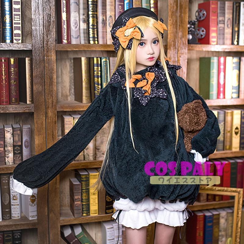 Fate GrandOrder 風 アビゲイル・ウィリアムズ 風 フェイト グランドオーダー コスプレ衣装 コスチューム 18cs169
