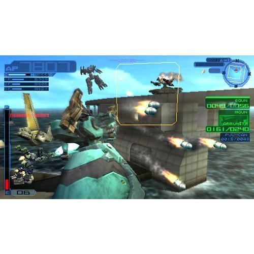 アーマード・コア ラストレイヴン ポータブル(封入特典:アーマード・コア5 連動キャンペーンコード同梱) - PSP|yschoice|05