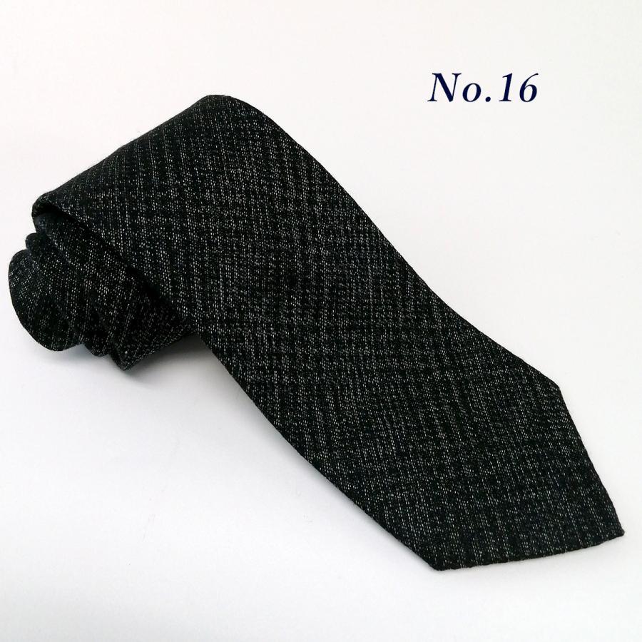 ネクタイ 日本製 シルク100% おしゃれ 無地 繻子織り メンズ ネイビー レッド ブラウン結婚式 冠婚葬祭 レギュラー  成人式 送料無料|yshirts-kobo|18