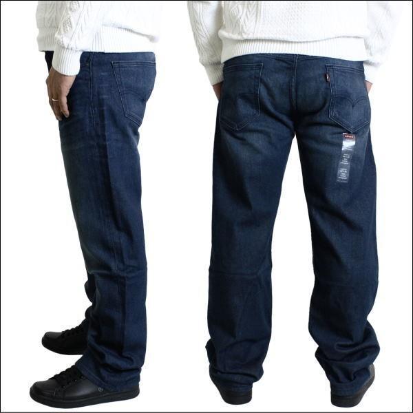 ファッション パンツ リーバイス Levis Levis Mens Herbaceous Straight Leg Jeans