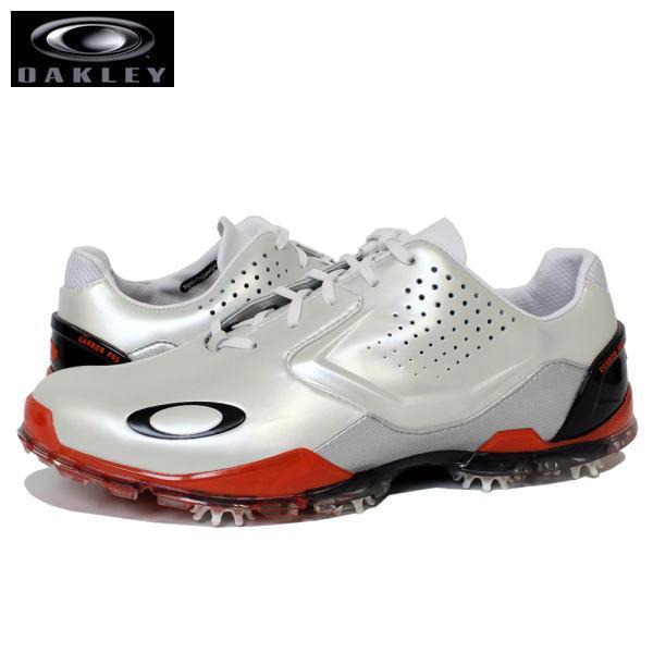 OAKLEY (オークリー) 【メンズ】 ゴルフ シューズ CARBONPRO 2 (IVORY アイボリー) 14055-319