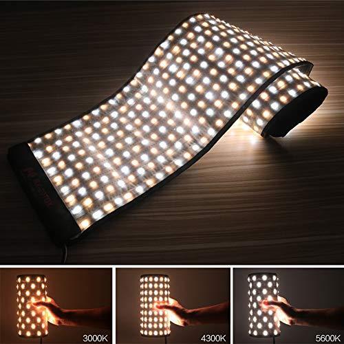 FalconEyes Roll-Flex LED Light RX-29TDXライト 色温度3000K·5600K 100W 撮影用