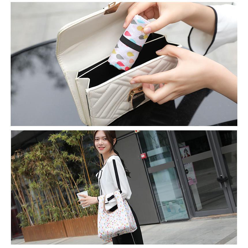 2枚セット エコバッグ おしゃれ メンズ 折りたたみ マチ広 コンビニエコバッグ トートバッグ コンパクト ショッピングバッグ 弁当バッグ 小さめ 内ポケット|ysmya|16