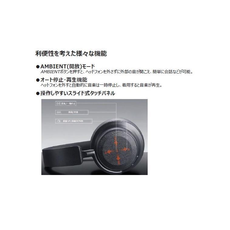 RWC ANC対応 Bluetooth ヘッドホン アクティブ ノイズキャンセリング ハイレゾ級音質 BNC100 ysy 06
