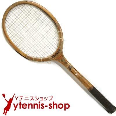 最安値挑戦中 ネコポス不可 ヴィンテージラケット mac Gregor テニスラケット 木製 ウッドラケット