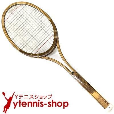 ヴィンテージラケット シーウェイ(SEAWAY) チャレンジャー CHALLENGER 木製 テニスラケット