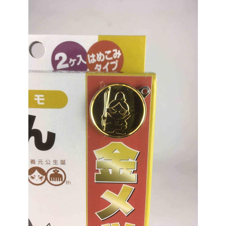 チョトプラモ・スピンオフ 今川さん 金メッキ版 yu-washop 05