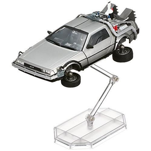 figure complex ムービーリボ DeLorean デロリアン 約160mm ABS&PVC製 塗装済みアクションフィギュア リボルテック