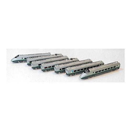 Nゲージ TOMIX 400系 7両 電車 鉄道模型 92795 セット 新塗装