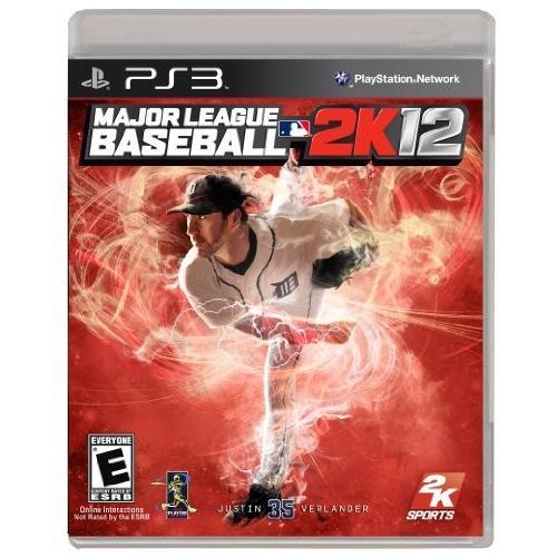 Major League Baseball 2K12 (輸入版)