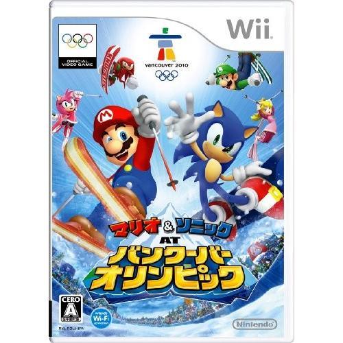 マリオソニック AT バンクーバーオリンピック(Wii)