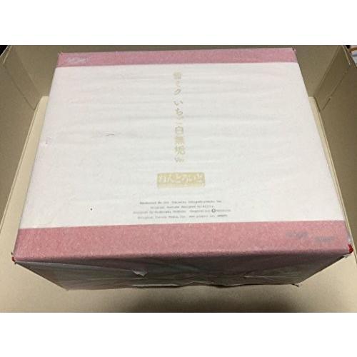 ねんどろいど キャラクターボーカルシリーズ01 初音ミク 雪ミク いちご白無垢Ver. 専用台座付属