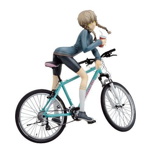 STEINS;GATE 阿万音鈴羽マウンテンバイク (1/8スケール PVC塗装済完成品)