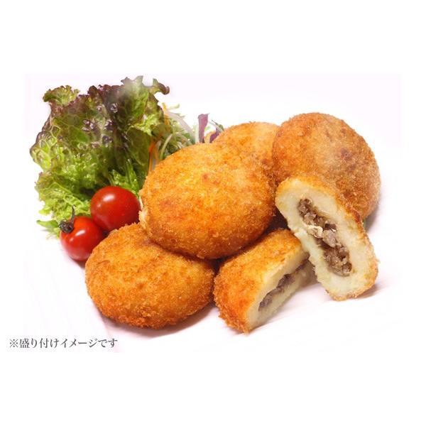 魔法のコロッケ (冷凍5個入り)|yuba-cheese|02