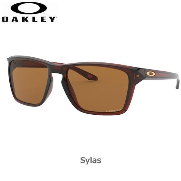 オークリー サングラス サイラス カジュアル OAKLEY SYLAS フレーム Polished Rootbeer レンズ Prizm Bronze あすつく