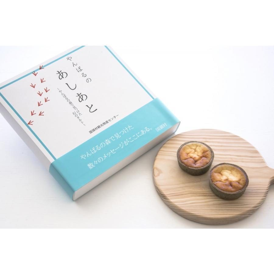 冷)やんばるのあしあと・おくみどりのチーズタルト|yuiyui-k