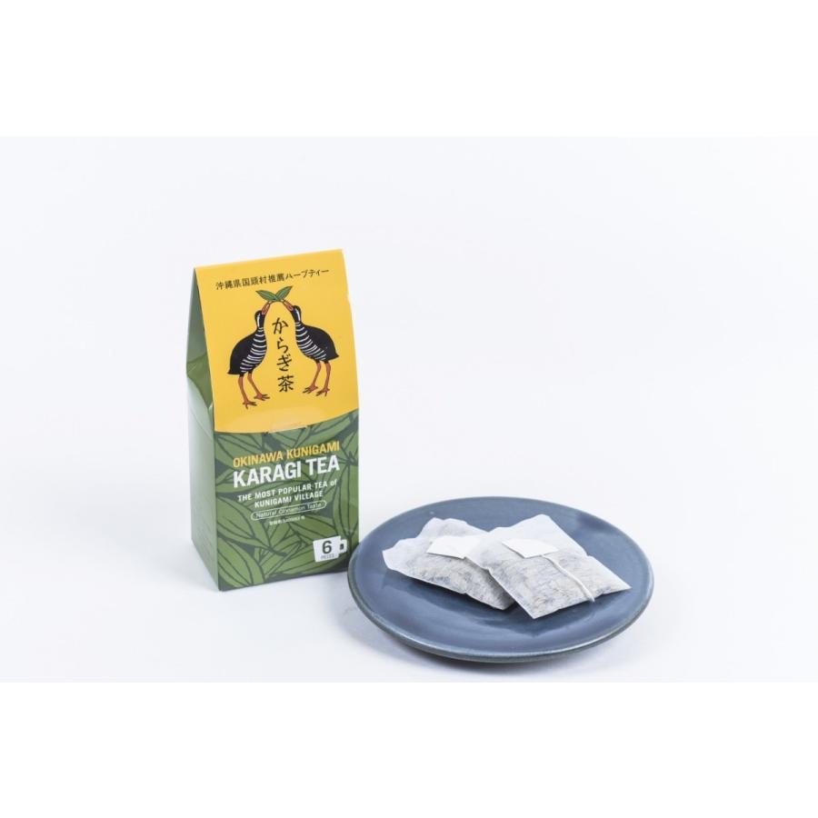からぎ茶(ティーパック)6P シナモン味 リラックス効果 血糖値を下げる沖縄の健康茶!|yuiyui-k|02