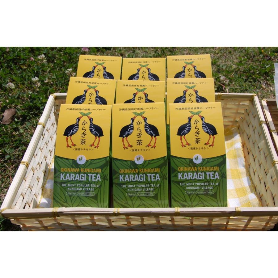 からぎ茶(ティーパック)6P シナモン味 リラックス効果 血糖値を下げる沖縄の健康茶!|yuiyui-k|04