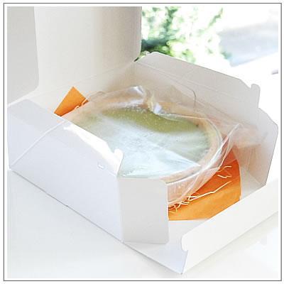 抹茶のベイクドチーズケーキ|yukiusagi|02