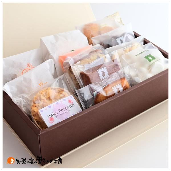 クッキー・焼菓子箱詰め 2916円|yukiusagi|02