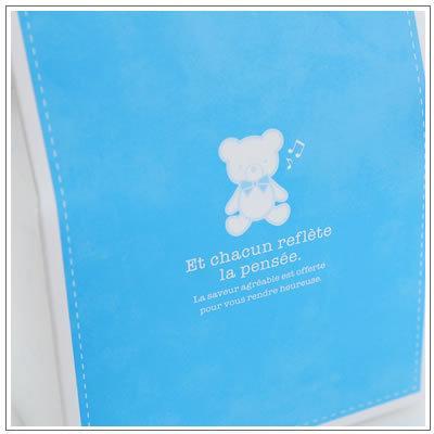 バレンタインのお返しに:ホワイトデーのクッキー・焼菓子詰合せ「くまのこづつみ」 885円|yukiusagi|04