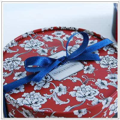 バレンタインのお返しに:ホワイトデーのクッキー・焼菓子詰合せ「ガルニ 赤」 1242円|yukiusagi|04