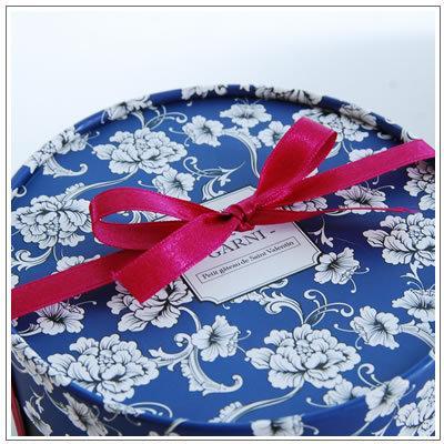 バレンタインのお返しに:ホワイトデーのクッキー・焼菓子詰合せ「ガルニ 青」 1242円 yukiusagi 04