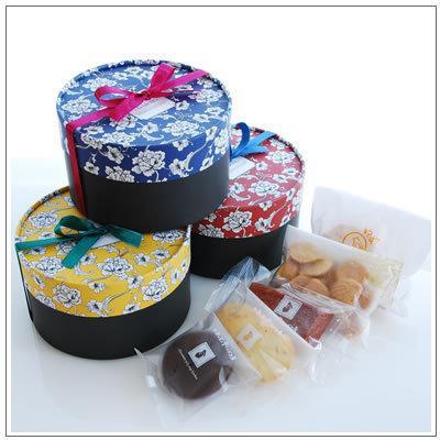 バレンタインのお返しに:ホワイトデーのクッキー・焼菓子詰合せ「ガルニ 青」 1242円 yukiusagi 07