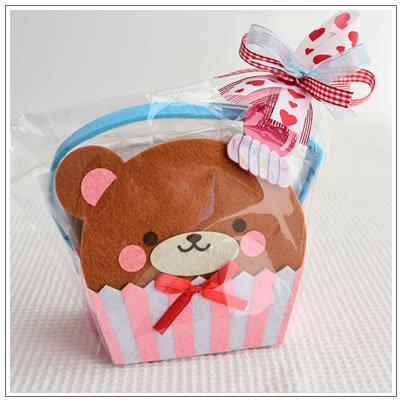 バレンタインのお返しに:ホワイトデーのクッキー・焼菓子詰合せ「ティベア」 1425円|yukiusagi|02