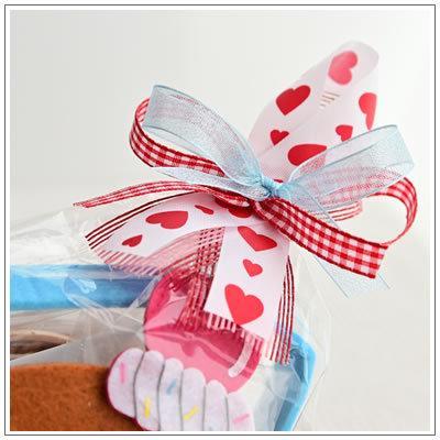 バレンタインのお返しに:ホワイトデーのクッキー・焼菓子詰合せ「ティベア」 1425円|yukiusagi|03