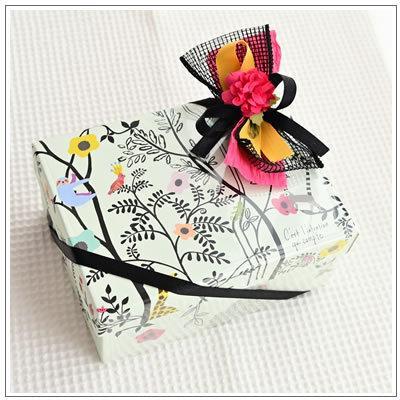 バレンタインのお返しに:ホワイトデーのクッキー・焼菓子詰合せ「コムサイ」 1576円 yukiusagi 02