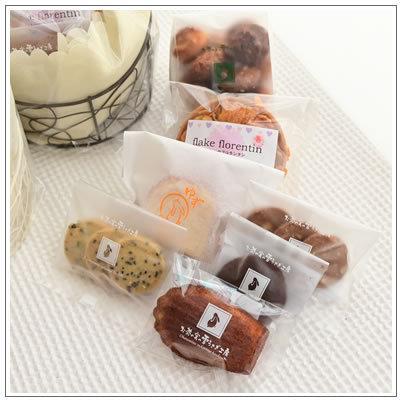 バレンタインのお返しに:ホワイトデーのクッキー・焼菓子詰合せ「フイユクルブ 白」 1976円 yukiusagi 04