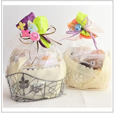 バレンタインのお返しに:ホワイトデーのクッキー・焼菓子詰合せ「フイユクルブ 白」 1976円 yukiusagi 07