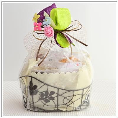 バレンタインのお返しに:ホワイトデーのクッキー・焼菓子詰合せ「フイユクルブ 黒」 1976円|yukiusagi|02