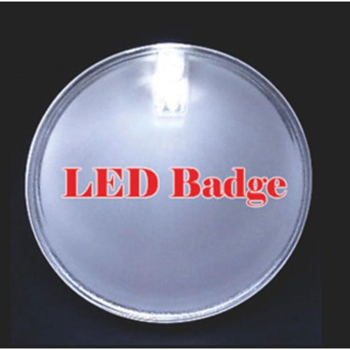 LED無地バッジ10個セット|yume-ribbon|02