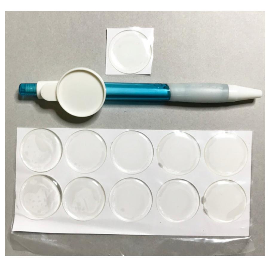 デコ用ボールペン10本セット yume-ribbon 02