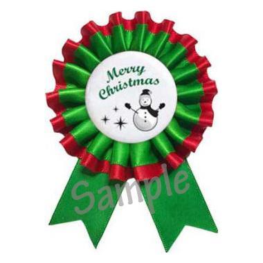 クリスマスロゼット用フリル【2m】 yume-ribbon 03