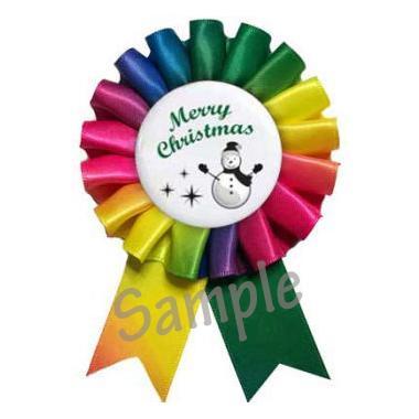 クリスマスロゼット用フリル【2m】 yume-ribbon 04