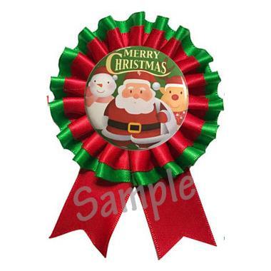 クリスマスロゼット用フリル【2m】 yume-ribbon 06