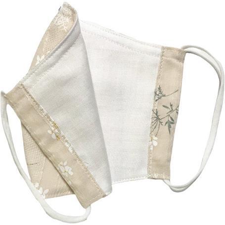 立体刺繍レースのおしゃれマスク|yume-ribbon|11