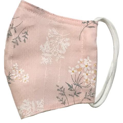 立体刺繍レースのおしゃれマスク|yume-ribbon|08