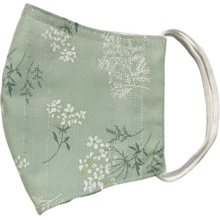 立体刺繍レースのおしゃれマスク|yume-ribbon|09